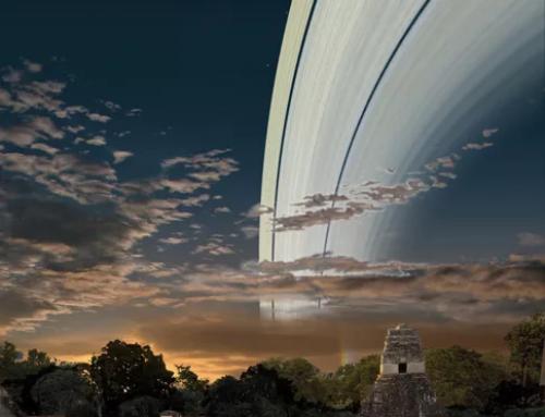 Il cielo dell'Alfeimur – la linea delle stelle